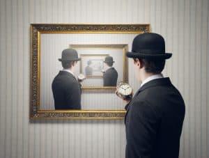 Bild-Reflexion